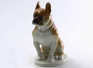 Скульптура Бульдог
