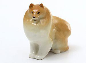 Скульптура Шпиц карликовый