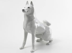 Скульптура Лайка