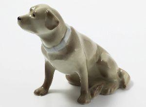 Скульптура Лабрадор Палевый