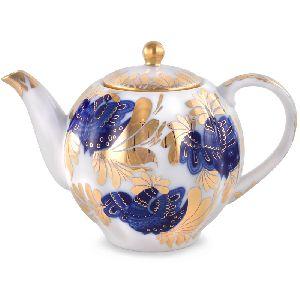Чайник заварочный 600 мл Тюльпан Золотой сад