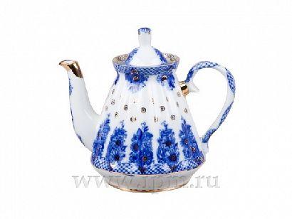 Чайник заварочный 750 мл Лучистая Корзиночка