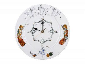 Часы декоративные 27 см Европейская 2 Жизель