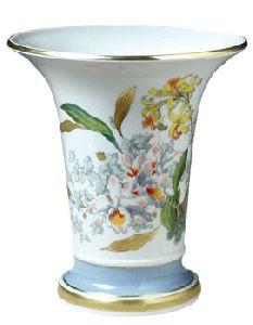 Ваза для цветов 203 мм Ампирная Лилии