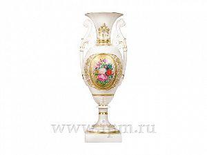 Ваза для цветов 470 мм Воронихина Букет в овале
