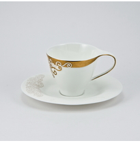 Набор кофейных пар 100 мл Золото Востока Касбах 6 12