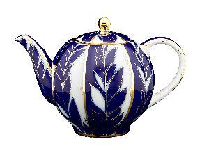 Чайник заварочный 600 мл Тюльпан Зимний вечер