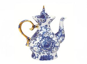 Чайник заварочный 1100 мл Шатровая Поющий сад