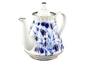 Чайник заварочный 750 мл Лучистая Колокольчики