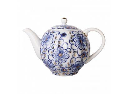 Чайник заварочный 600 мл Тюльпан Вьюнок