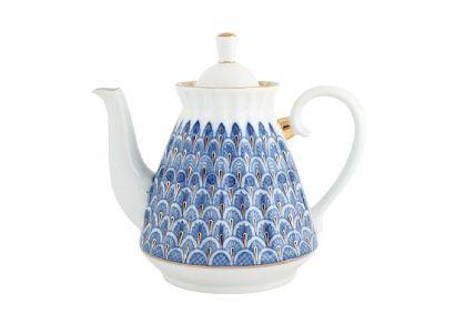 Чайник заварочный 750 мл Лучистая Незабудка