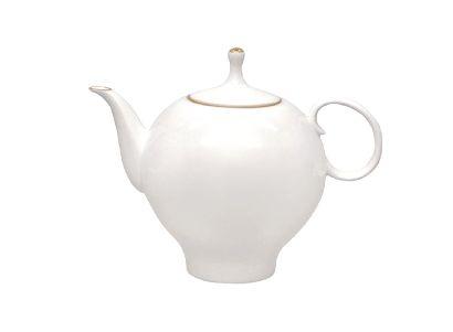 Чайник заварочный 660 мл Яблочко Золотой кант