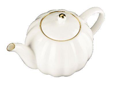 Чайник заварочный 600 мл Тюльпан Белоснежка