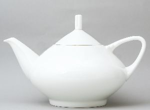 Чайник заварочный 1400 мл Купольная Золотая лента