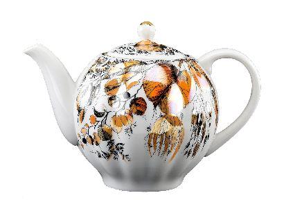Чайник заварочный 600 мл Тюльпан Мой сад