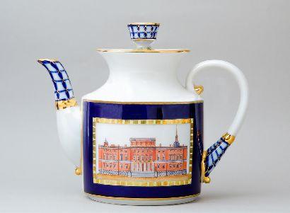 Чайник заварочный 860 мл Классика Петербурга 52%