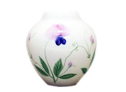 Ваза для цветов 124 мм Бутон Душистый горошек