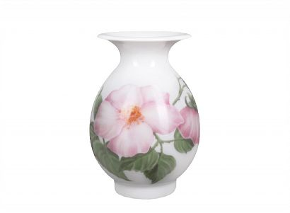 Ваза для цветов 105 мм Березка Дикая роза