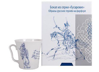 Бокал 360 мл Ленинградский Верный друг 1/1
