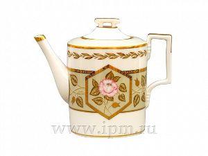 Чайник заварочный 1000 мл Гербовая Нефритовый фон